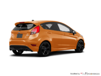 2017 Ford Fiesta Hatchback ST   Photo 2   Orange Spice