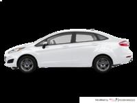 2017 Ford Fiesta Sedan SE | Photo 1 | White Platinum