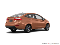 2017 Ford Fiesta Sedan SE | Photo 2 | Chrome Copper
