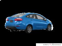 2017 Ford Fiesta Sedan SE | Photo 2 | Blue Candy