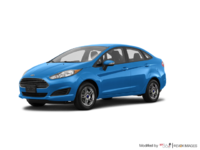 2017 Ford Fiesta Sedan SE | Photo 3 | Blue Candy