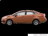 2017 Ford Fiesta Sedan TITANIUM | Photo 1 | Chrome Copper