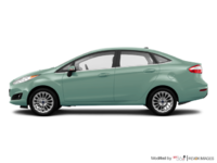 2017 Ford Fiesta Sedan TITANIUM | Photo 1 | Bohai Bay Mint