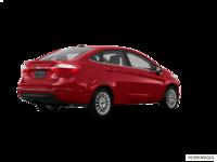 2017 Ford Fiesta Sedan TITANIUM | Photo 2 | Ruby Red