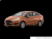 2017 Ford Fiesta Sedan TITANIUM | Photo 3 | Chrome Copper