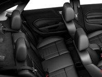 2017 Ford Fiesta Sedan TITANIUM | Photo 2 | Charcoal Black Leather