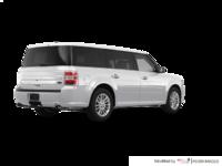 2017 Ford Flex SEL | Photo 2 | White Platinum