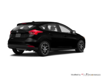 2017 Ford Focus Hatchback SE | Photo 2 | Shadow Black