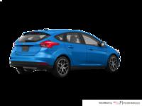 2017 Ford Focus Hatchback SE | Photo 2 | Blue Candy