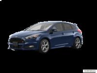 2017 Ford Focus Hatchback ST | Photo 3 | Kona Blue