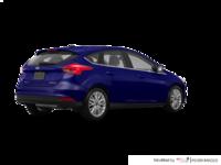 2017 Ford Focus Hatchback TITANIUM | Photo 2 | Kona Blue