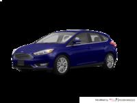 2017 Ford Focus Hatchback TITANIUM | Photo 3 | Kona Blue