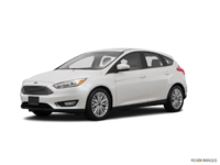 2017 Ford Focus Hatchback TITANIUM | Photo 3 | Oxford White