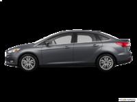 2017 Ford Focus Sedan TITANIUM | Photo 1 | Magnetic Metallic