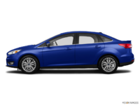 2017 Ford Focus Sedan TITANIUM | Photo 1 | Kona Blue Metallic
