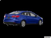 2017 Ford Focus Sedan TITANIUM | Photo 2 | Kona Blue Metallic