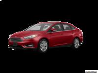 2017 Ford Focus Sedan TITANIUM | Photo 3 | Ruby Red Metallic