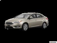 2017 Ford Focus Sedan TITANIUM | Photo 3 | White Gold