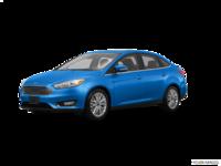 2017 Ford Focus Sedan TITANIUM | Photo 3 | Blue Candy Metallic