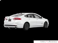 2017 Ford Fusion Energi PLATINUM | Photo 2 | White Platinum