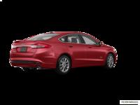 2017 Ford Fusion Energi TITANIUM | Photo 2 | Ruby Red