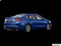 2017 Ford Fusion Energi TITANIUM | Photo 2 | Lightning Blue