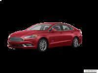 2017 Ford Fusion Energi TITANIUM | Photo 3 | Ruby Red