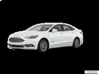 2017 Ford Fusion Energi TITANIUM | Photo 3 | Oxford White