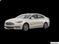 2017 Ford Fusion Energi TITANIUM | Photo 3 | White Gold