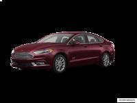 2017 Ford Fusion Energi TITANIUM | Photo 3 | Burgandy Velvet
