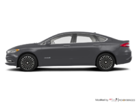 2017 Ford Fusion Hybrid TITANIUM | Photo 1 | Magnetic