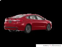 2017 Ford Fusion Hybrid TITANIUM | Photo 2 | Ruby Red