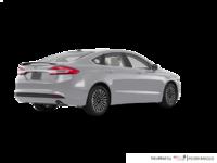 2017 Ford Fusion Hybrid TITANIUM | Photo 2 | Ingot Silver