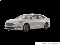 2017 Ford Fusion Hybrid TITANIUM | Photo 3 | White Gold