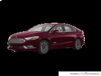 2017 Ford Fusion Hybrid TITANIUM | Photo 3 | Burgandy Velvet