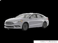 2017 Ford Fusion Hybrid TITANIUM | Photo 3 | Ingot Silver