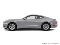 2017 Ford Mustang V6   Photo 1   Ingot Silver