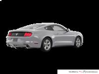 2017 Ford Mustang V6   Photo 2   Ingot Silver
