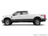 2017 Ford Super Duty F-350 LARIAT | Photo 1 | Oxford White/Magnetic