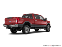 2017 Ford Super Duty F-350 LARIAT | Photo 2 | Ruby Red/Magnetic
