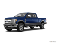 2017 Ford Super Duty F-350 LARIAT | Photo 3 | Blue Jeans Metallic/Magnetic