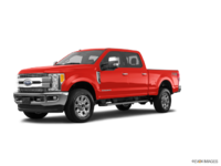 2017 Ford Super Duty F-350 LARIAT | Photo 3 | Race Red