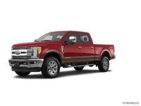 2017 Ford Super Duty F-350 LARIAT | Photo 3 | Ruby Red/Caribou
