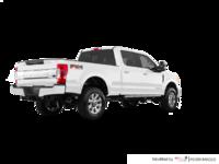 2017 Ford Super Duty F-350 PLATINUM | Photo 2 | White Platinum Metallic