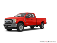 2017 Ford Super Duty F-350 XLT   Photo 3   Race Red