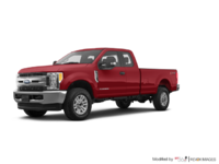 2017 Ford Super Duty F-350 XLT   Photo 3   Ruby Red
