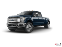 2017 Ford Super Duty F-450 KING RANCH | Photo 3 | Blue Jeans Metallic