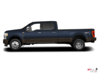 2017 Ford Super Duty F-450 KING RANCH | Photo 1 | Blue Jeans Metallic/Caribou
