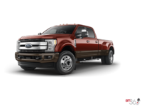 2017 Ford Super Duty F-450 KING RANCH | Photo 3 | Bronze Fire/Caribou