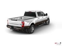 2017 Ford Super Duty F-450 KING RANCH | Photo 2 | Oxford White/Caribou